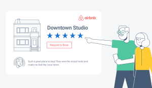 The Rise of Airbnb and the Trust Economy