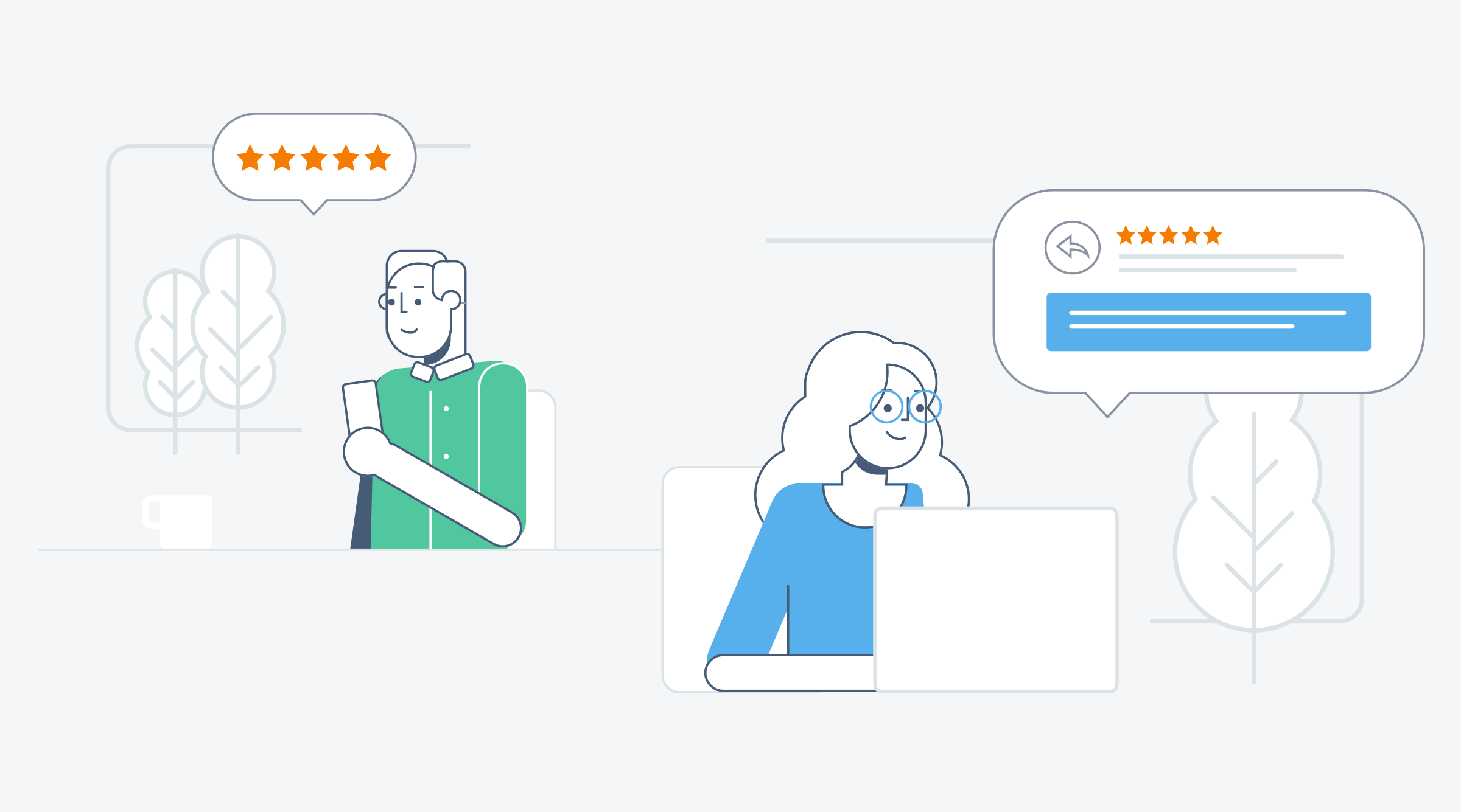 5 Positive Review Examples: It's All in the Response   BirdEye